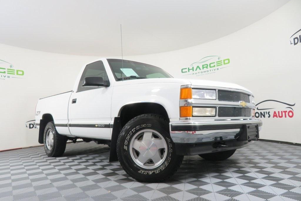 1998 Chevrolet C/K 1500 Cheyenne