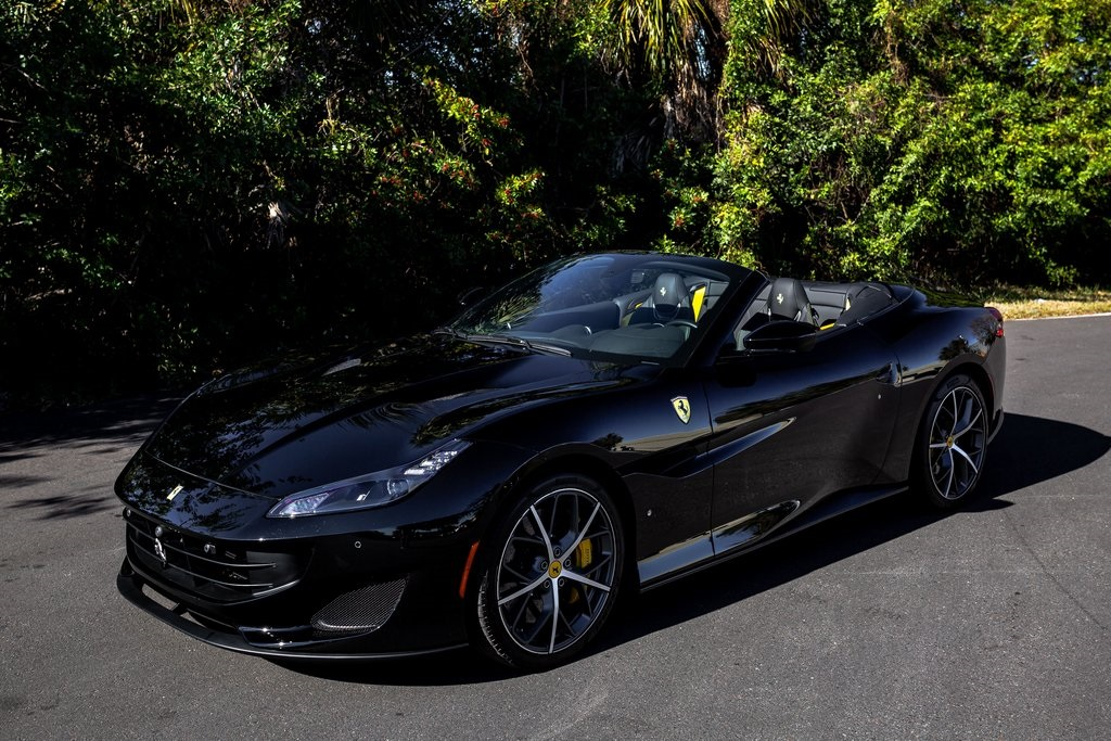 Used Ferrari Portofino With a V8 engine for Sale: best prices near you in the USA | CarBuzz