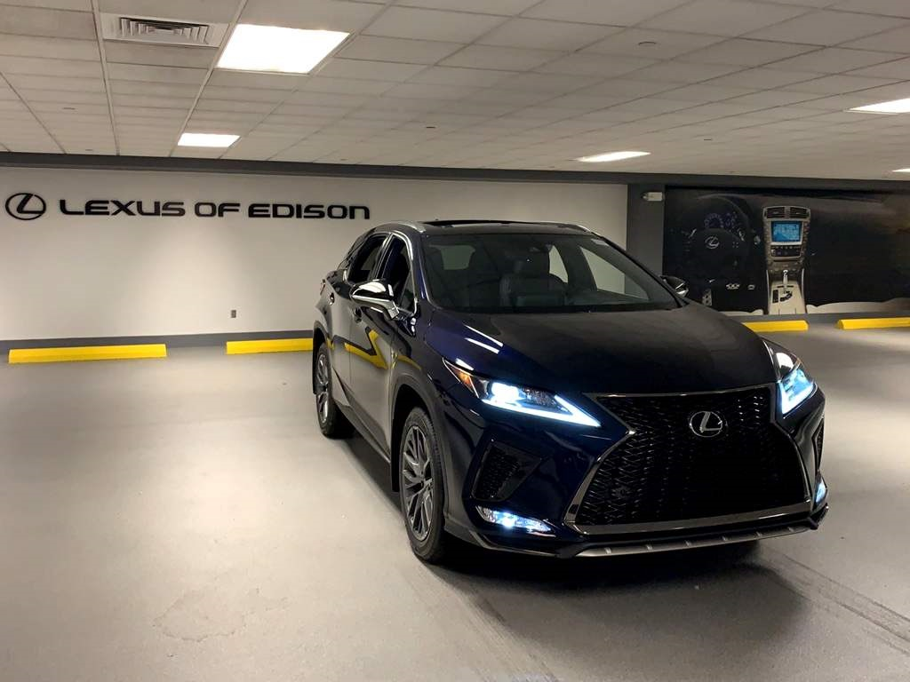 2022 Lexus ES 350 F SPORT