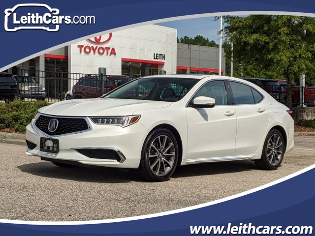 2018 Acura TLX V6 with Technology Package