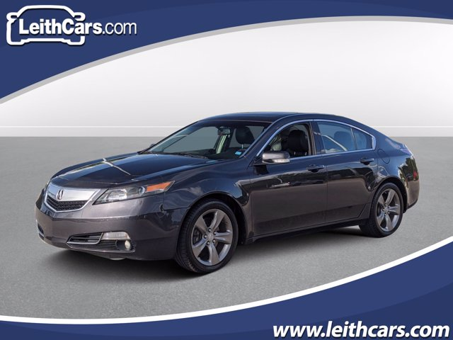 2013 Acura TL 3.7L with Technology Package
