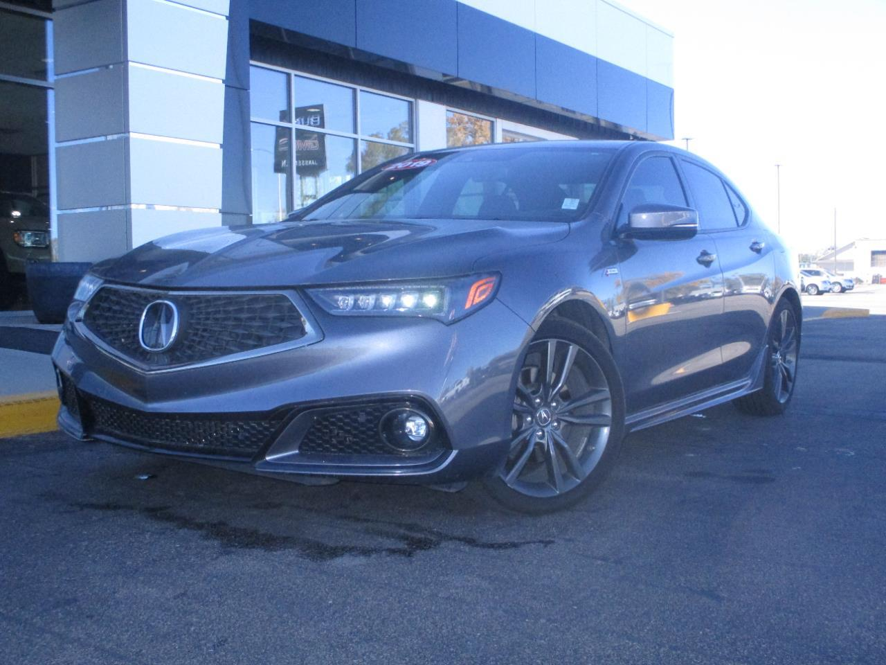 2019 Acura TLX 2.4L A-SPEC Package