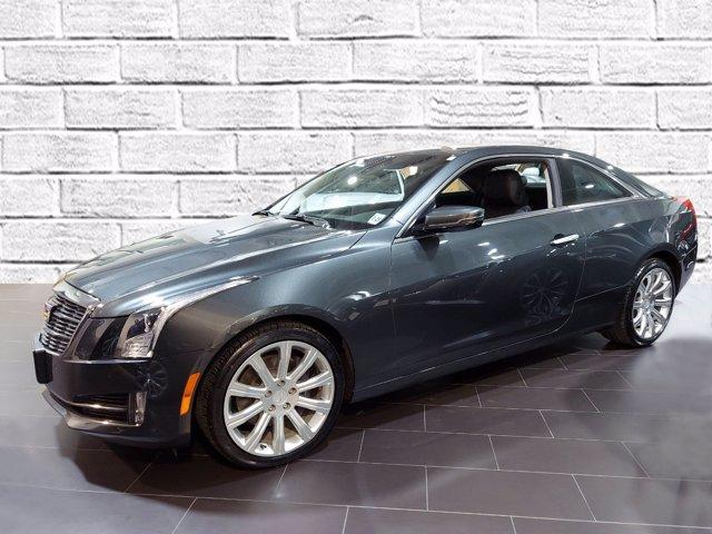 2018 Cadillac ATS Coupe Luxury