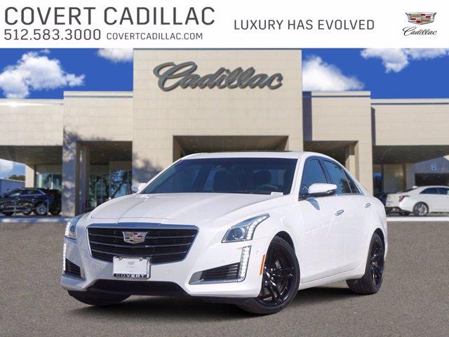 2018 Cadillac CTS Sedan V-Sport Premium Luxury