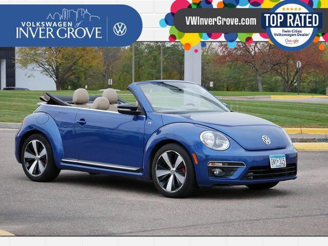 2015 Volkswagen Beetle Convertible R-Line