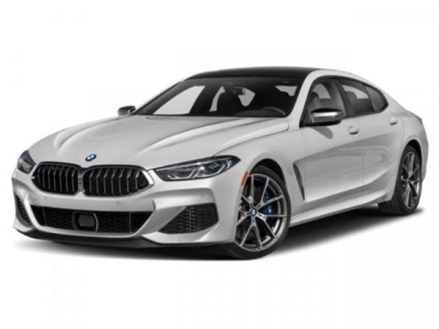2022 BMW 850i xDrive Gran Coupe