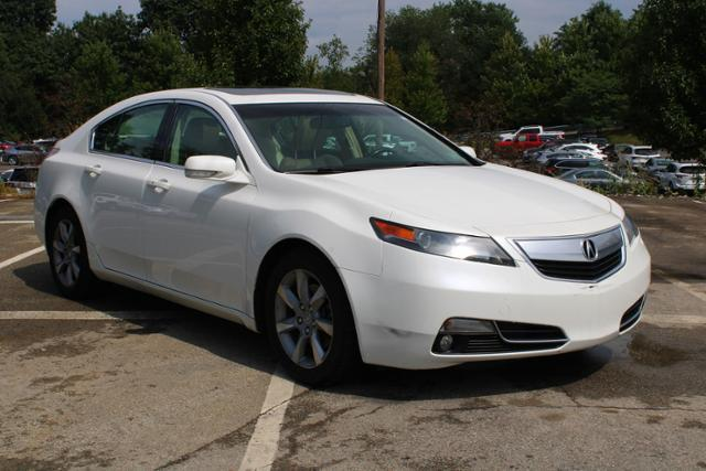 2012 Acura TL 3.5L with Technology  Package