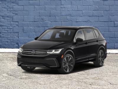 2022 Volkswagen Tiguan SE R-Line Black