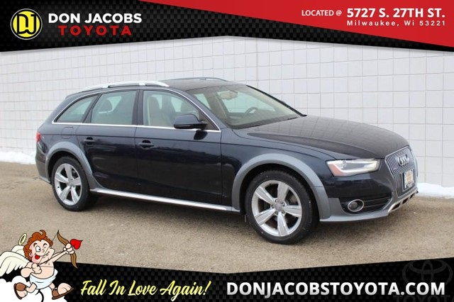 Used Audi A4 Allroad Awd For Sale Buy All Wheel Drive Wagon With Best Prices In The Usa Carbuzz