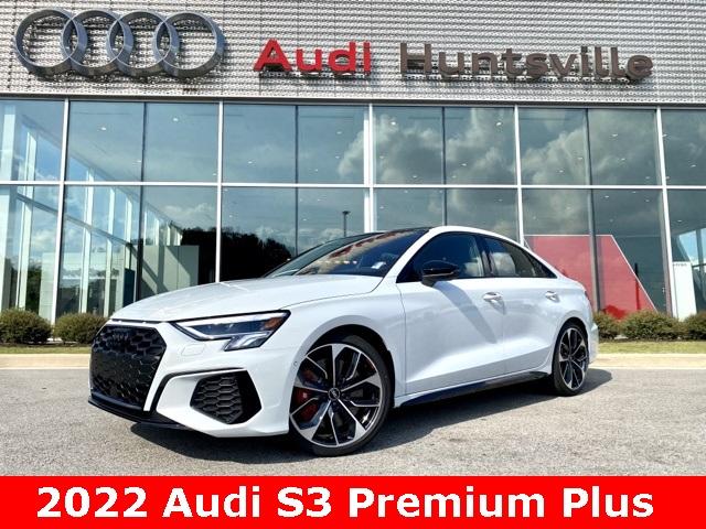 2022 Audi S3 Sedan 2.0T Premium quattro