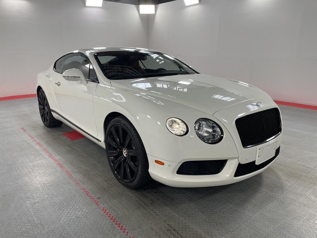 2014 Bentley Continental V8