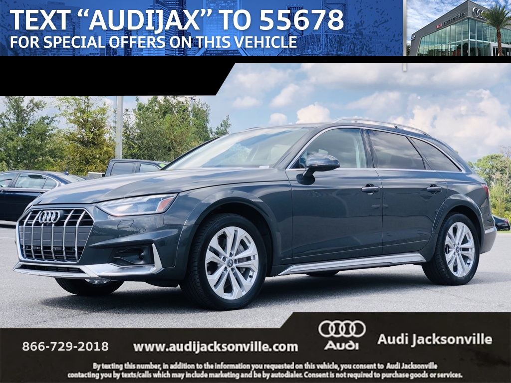 2021 Audi A4 allroad Premium Plus 45 TFSI quattro