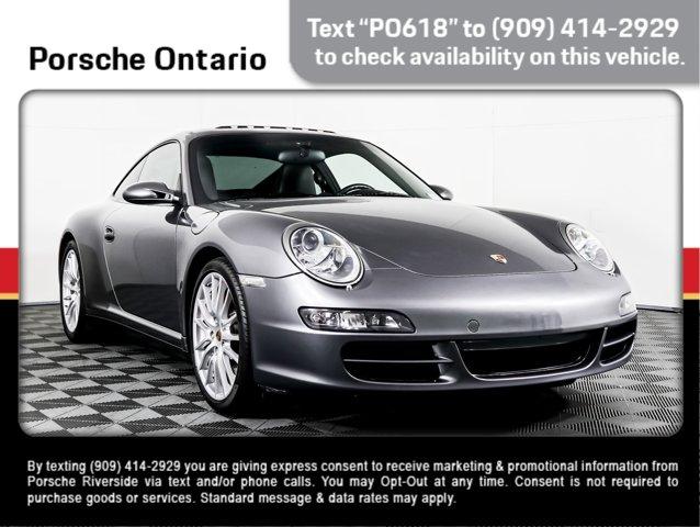 2008 Porsche 911 997 Carrera 4S