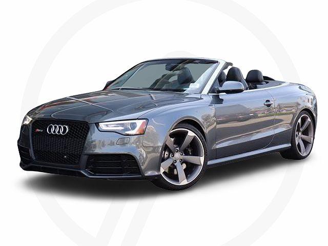 2014 Audi RS5 Convertible 4.2 quattro