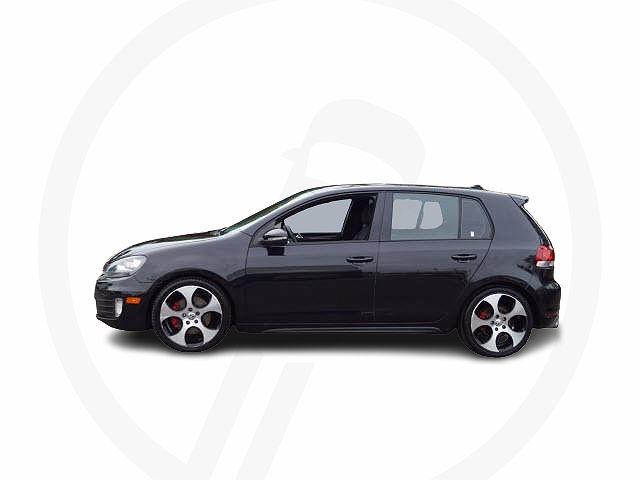 2013 Volkswagen GTI 2.0T