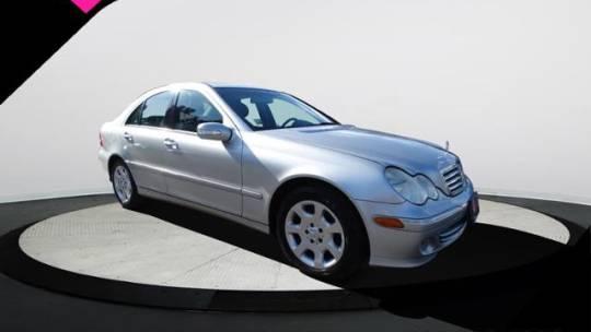 2005 Mercedes-Benz C320 4MATIC Sedan