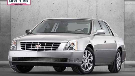 2008 Cadillac DTS Platinum Collection