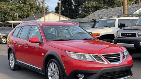 2010 Saab 9-3 Sedan XWD