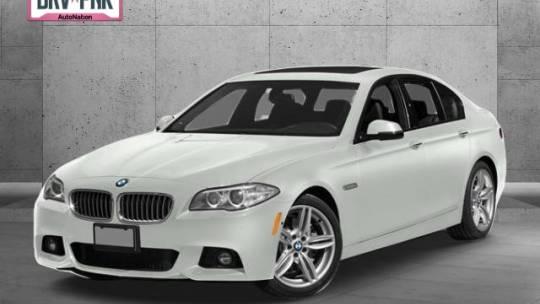 2014 BMW 535d Sedan