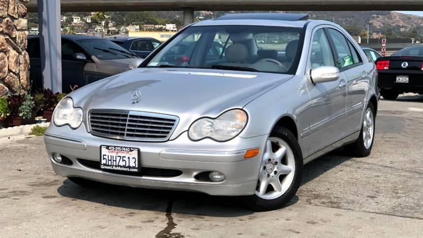 2004 Mercedes-Benz C230 Kompressor Sedan