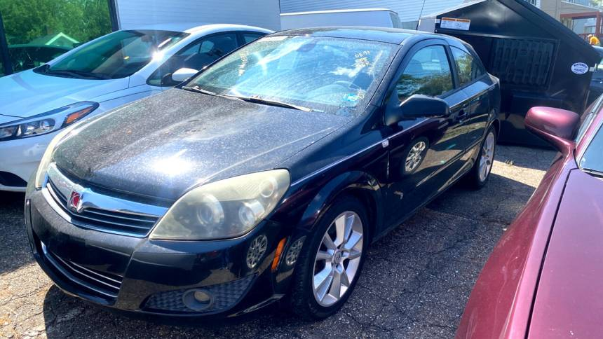 2008 Saturn Astra Coupe XR
