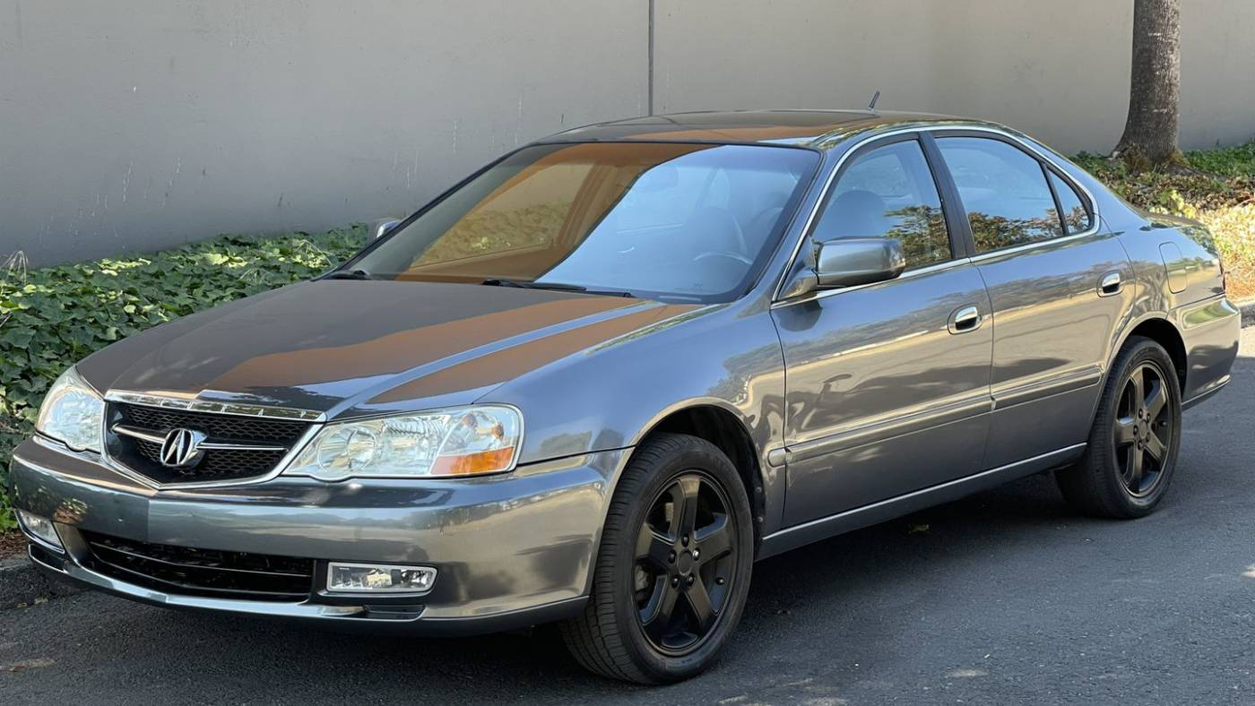 2003 Acura TL Type S with Navigation