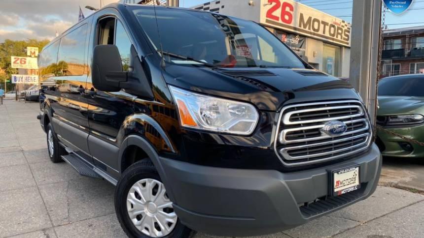 2018 Ford Transit Passenger Van 350 XLT
