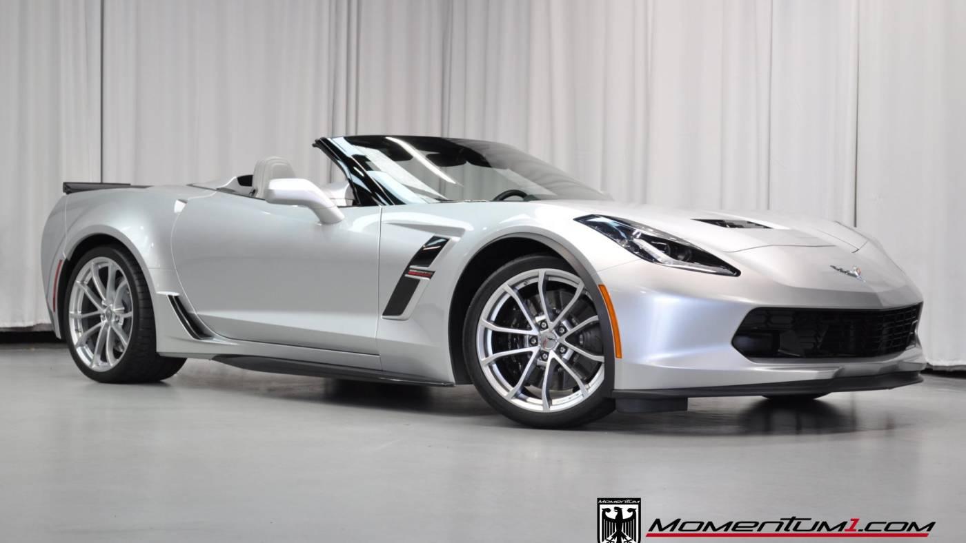 2017 Chevrolet Corvette Grand Sport 1LT Convertible