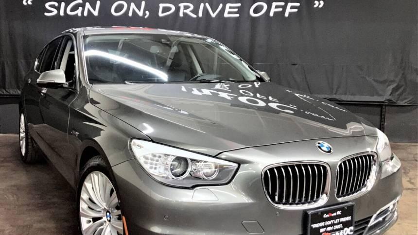 2015 BMW 535i xDrive Gran Turismo
