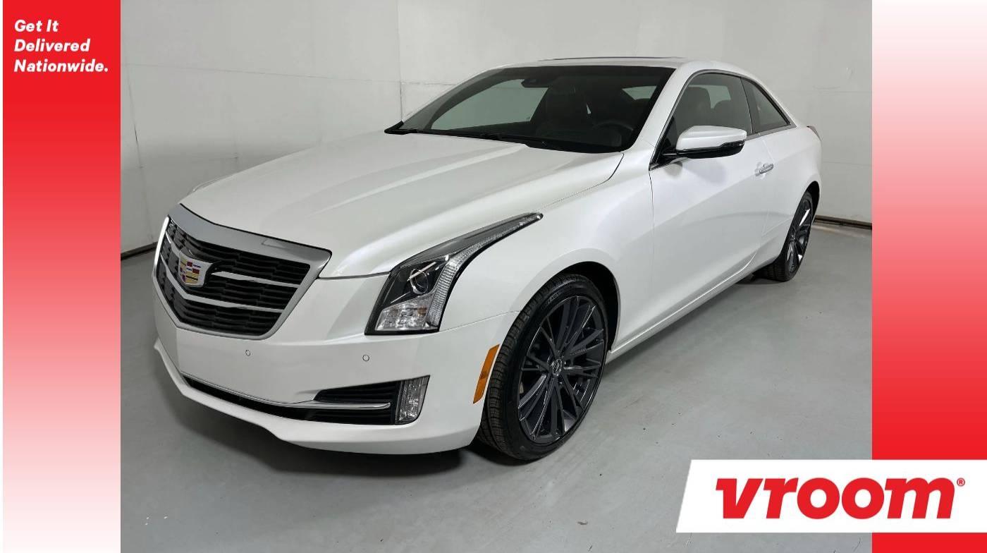 2016 Cadillac ATS Coupe Premium