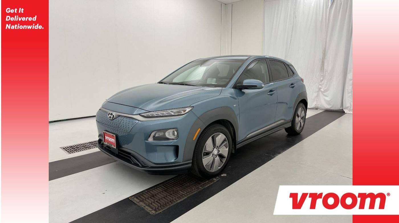 2019 Hyundai Kona Electric Ultimate