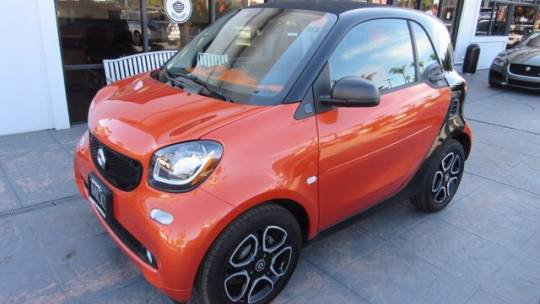 2019 smart fortwo Electric Drive Pure