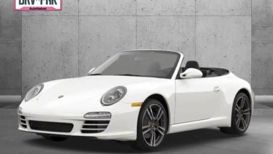 2011 Porsche 911 997 Carrera 4S Cabriolet