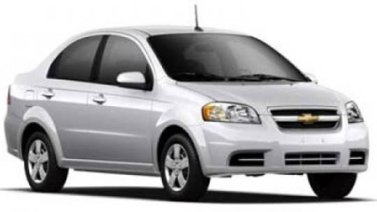 2011 Chevrolet Aveo 1LT Sedan