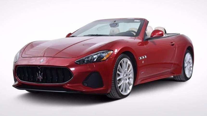 2019 Maserati GranTurismo MC Convertible