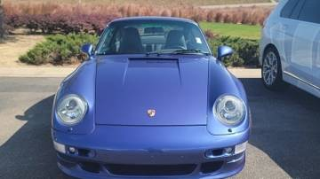 1998 Porsche 911 993 Carrera 4S