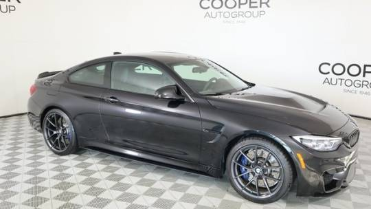 2019 BMW M4 CS Coupe