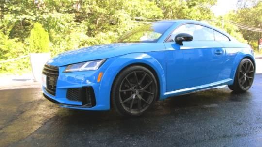 2020 Audi TTS Coupe 2.0T quattro