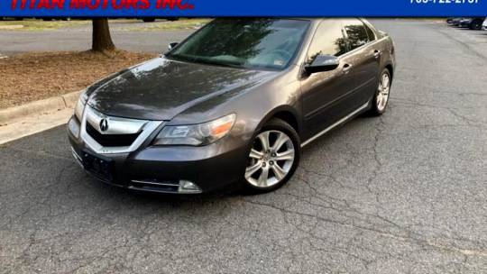2009 Acura RL 3.7L with Technology & CMBS Package