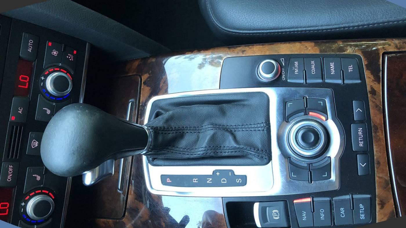 2011 Audi A6 Sedan 3.2 Premium Plus