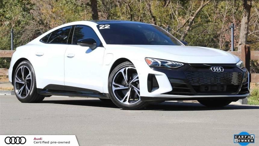 2022 Audi e-tron GT quattro Prestige