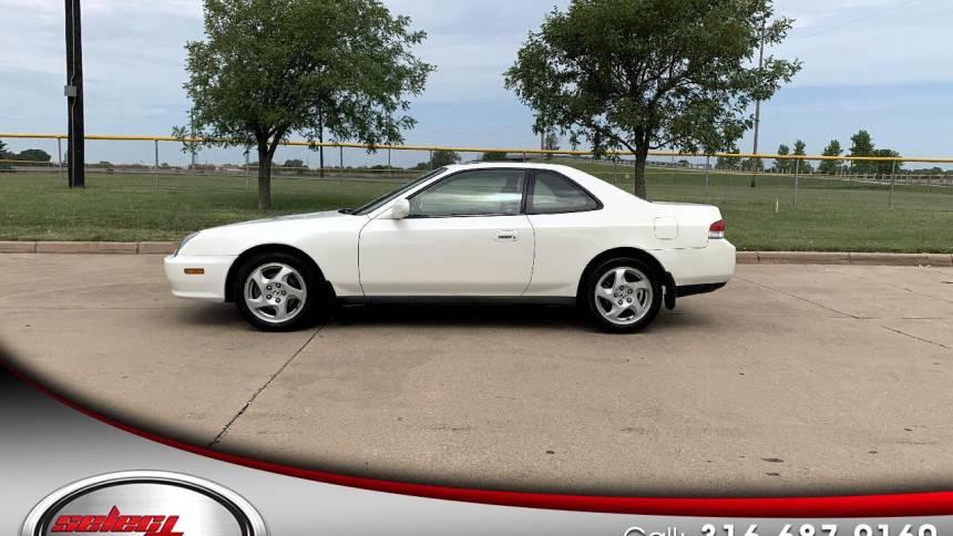 2001 Honda Prelude Coupe