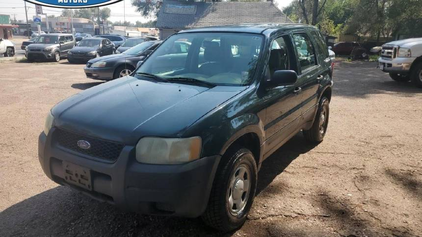 2003 Ford Escape XLS Value