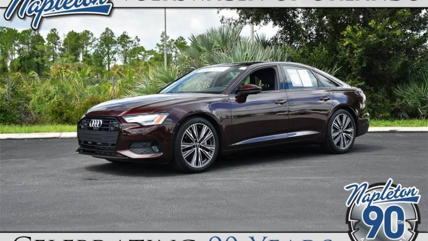 2021 Audi A6 Premium Plus 45 TFSI quattro