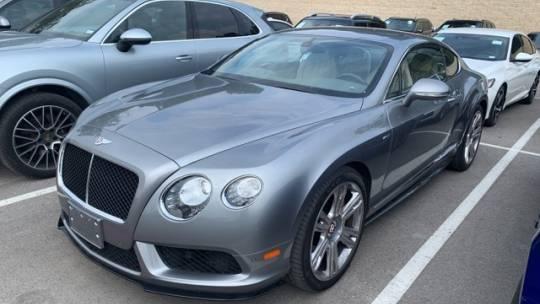2014 Bentley Continental V8 S