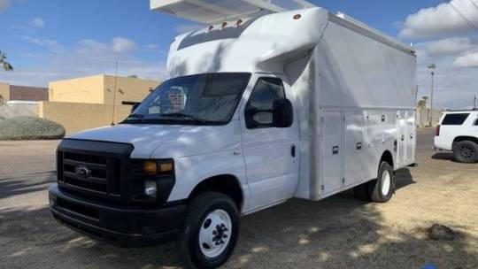 2017 Ford Econoline Cargo Van E-450