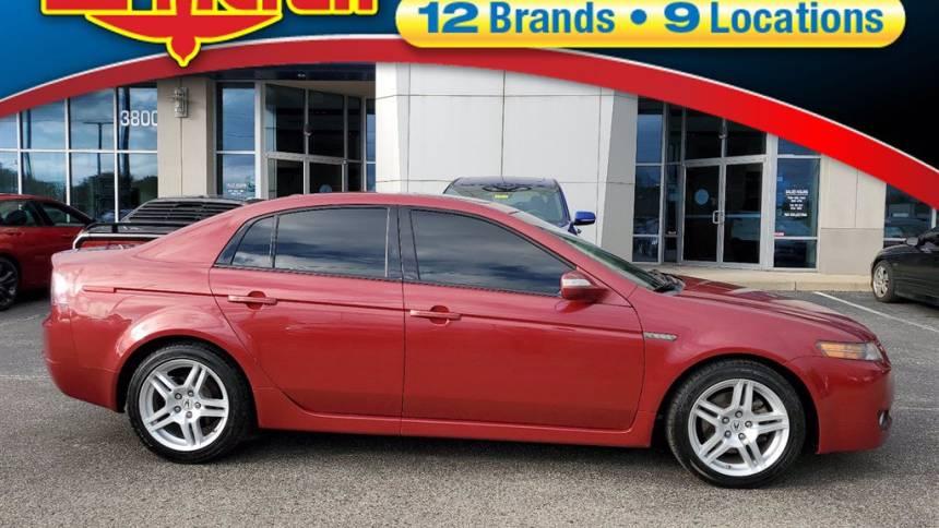 2008 Acura TL 3.2L
