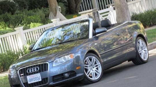 2009 Audi A4 Convertible 2.0T