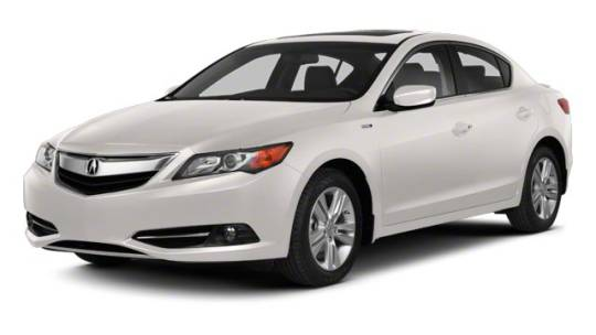 2013 Acura ILX Hybrid 1.5L with Technology Package