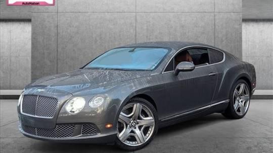 2012 Bentley Continental W12